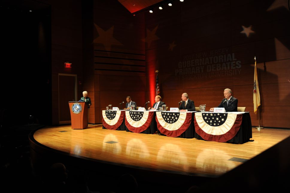 NJ Gov Race: Democrats to Face Off in Second Debate Tonight