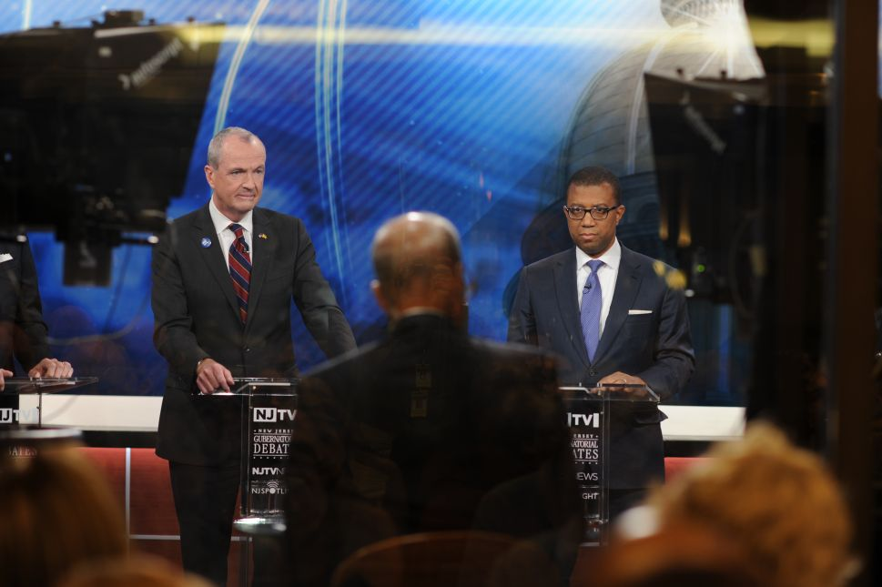 NJ Politics Digest: Murphy in the Cross Hairs