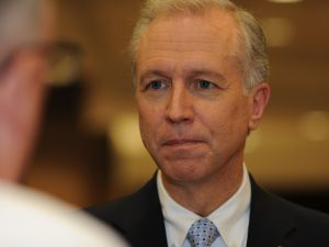 "Wisniewski said $15 per hour is a ""litmus test"" for progressives."