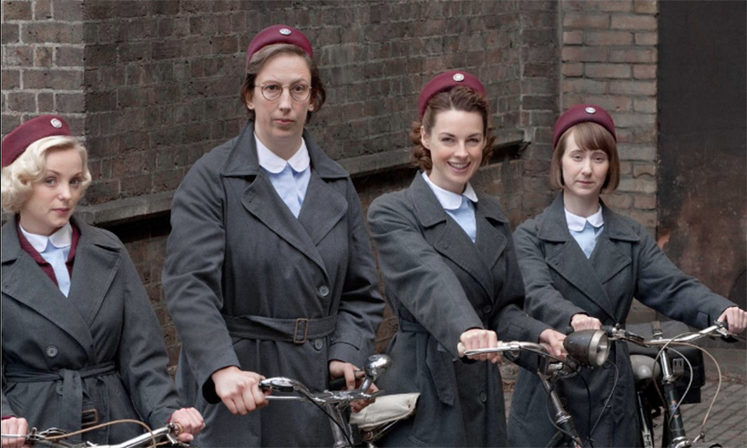 PSA: You Should Be Watching 'Call the Midwife' on Netflix