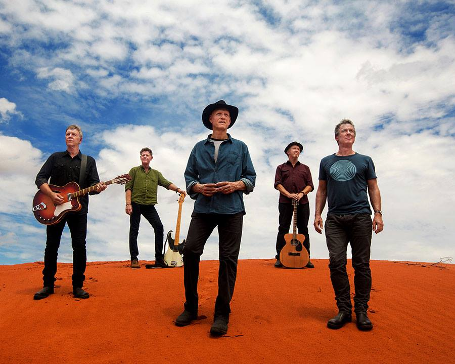 15 Years Later, Midnight Oil Reunite to Save Us From Oblivion
