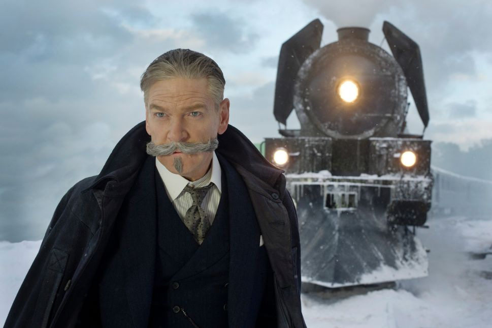 The Dumbest Tweet of 2017 Is This Reaction to 'Murder on the Orient Express'