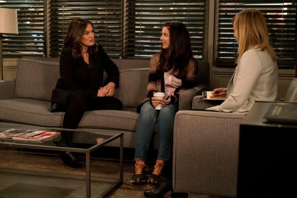 'Law & Order: SVU' Recap 18×19: Still Shocking After All These Years