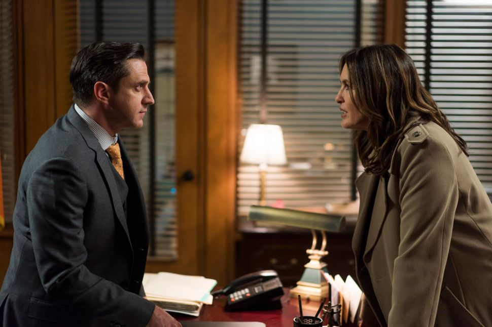 'Law & Order: SVU' Season 18 Finale Recap: Benson and Barba Against the World