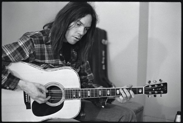 Neil Young Was at His Best When He Dared to Be Vulnerable