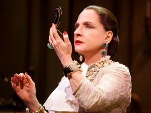 "Pattie LuPone in ""War Paint."""