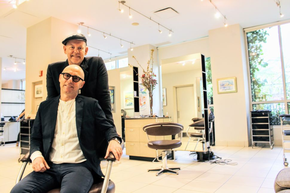 Paul Labrecque Has the Single Happiest Success Story in Beauty