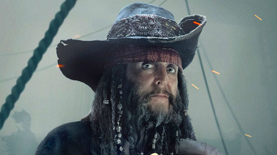 Paul McCartney Is in 'Pirates of the Caribbean,' I Guess