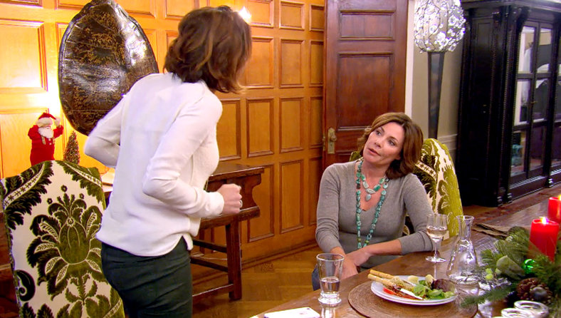 'Real Housewives of NYC' Recap 9×08: Return of the Bezerkshires