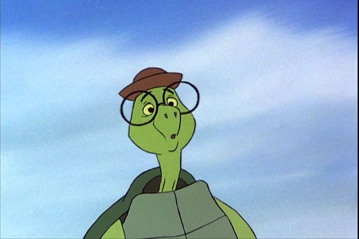 Mitch McConnell Is the Sad Turtle From Disney's 'Robin Hood'
