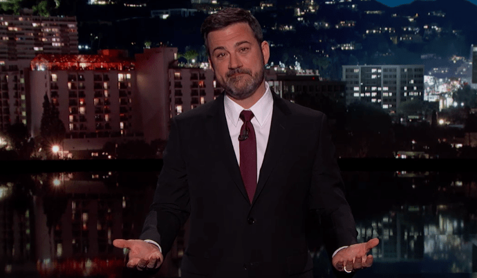 Jimmy Kimmel Reveals His Newborn Son's Heart Condition in Emotional Monologue