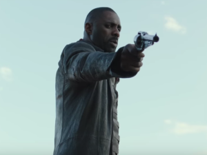 Idris Elba as The Gunslinger.