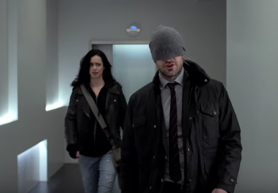 Marvel's 'The Defenders' Assemble in Ass-Kicking, Scarf-Wearing Trailer