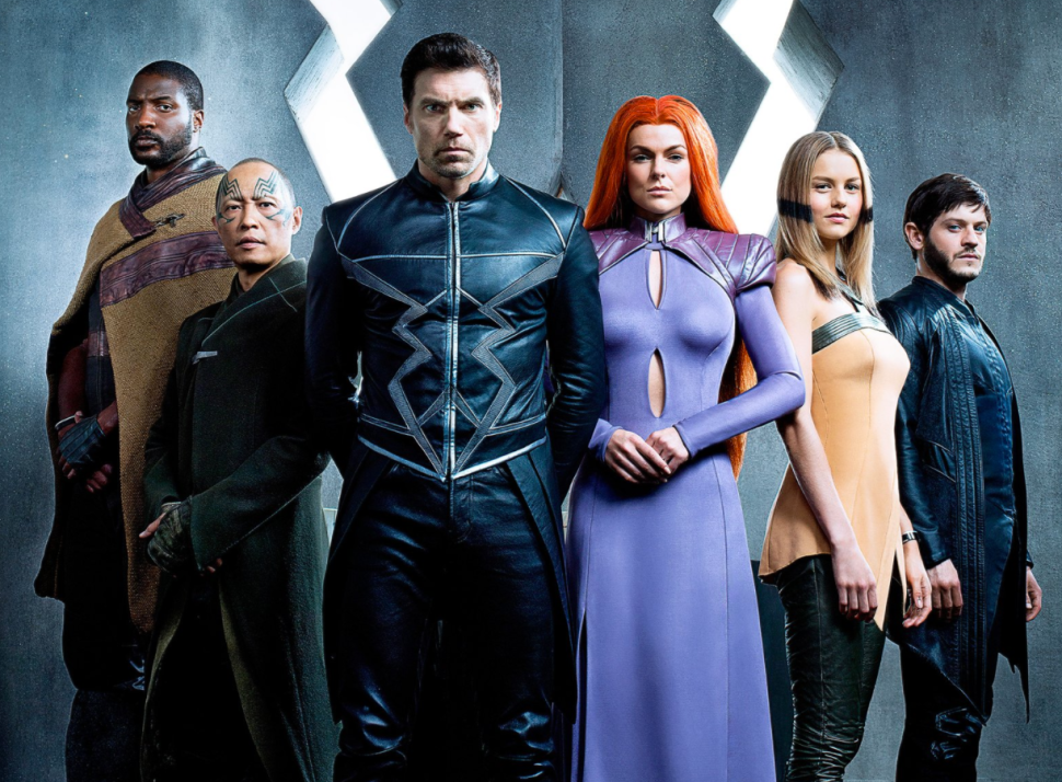 Our First Look at Marvel's 'Inhumans' Is Here, and Boy, Is It Lame
