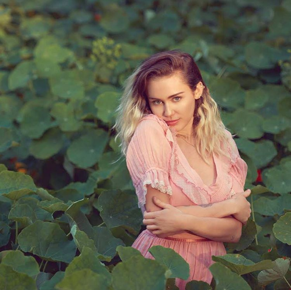 The Best Instagrams This Week: Miley Cyrus, Taylor Hill and Ruby Rose
