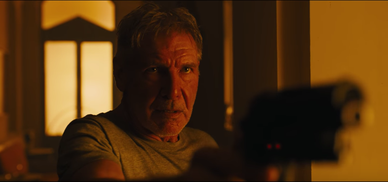 In Support of Harrison Ford's 'Blade Runner 2049' T-Shirt