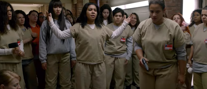 The Trailer for Season 5 of 'Orange Is the New Black' Is Here, and It's Intense