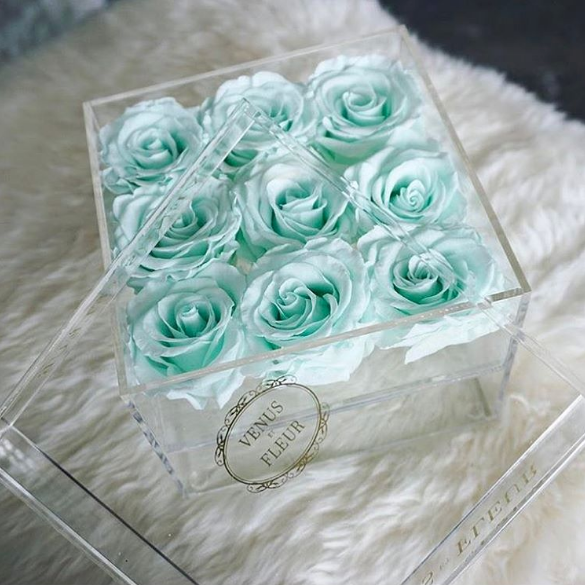Buy Mom a Box of Roses That Won't Wilt for a Year