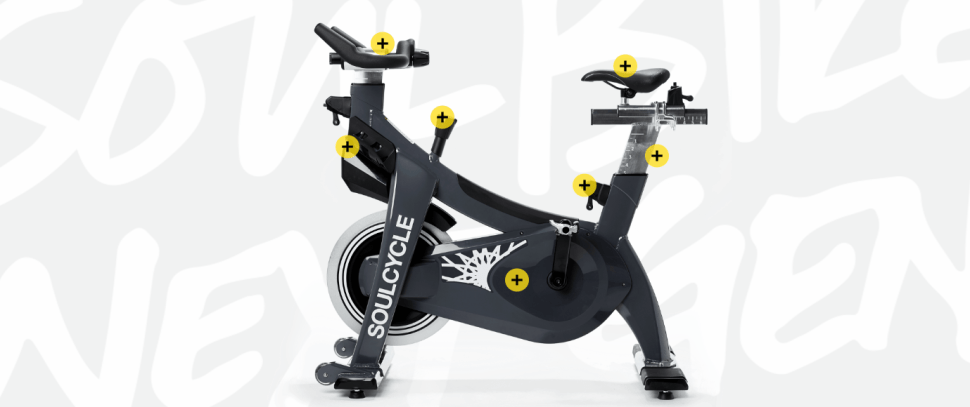 SoulCycle Just Rolled Out a New Bike and It's One Smooth Ride