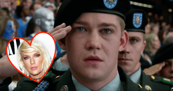 Turns Out Taylor Swift Really Loved 'Billy Lynn's Long Halftime Walk'