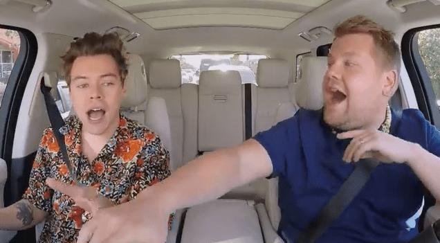 Your Boyfriend Did Carpool Karaoke Last Night