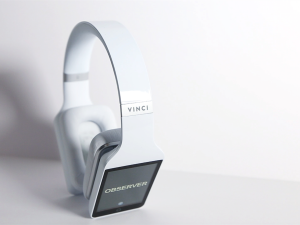 Vinci headphones.
