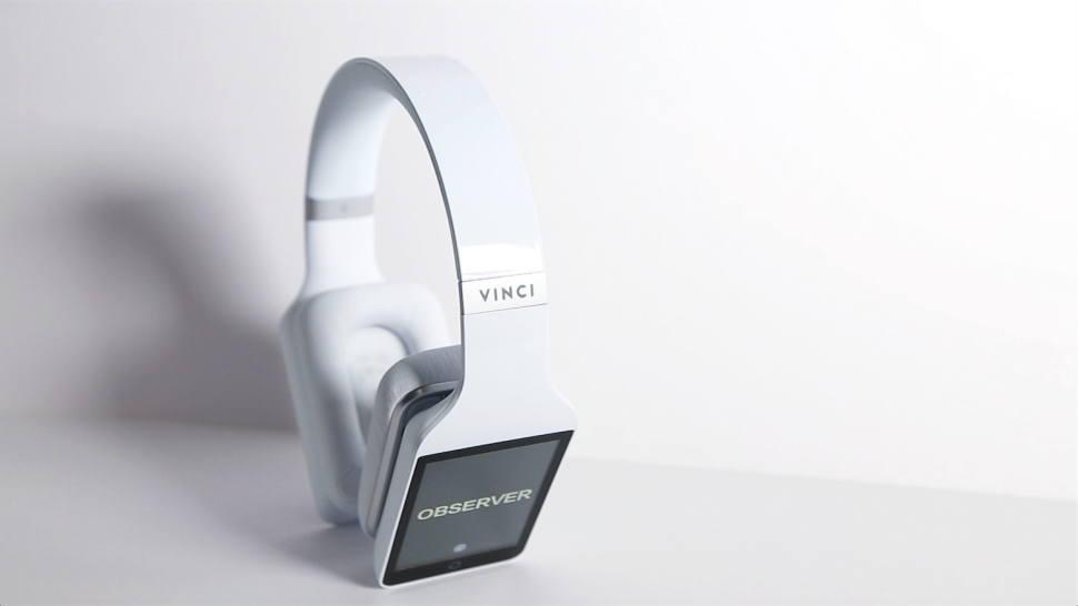 These Artificially Intelligent Headphones Are Truly From the Future