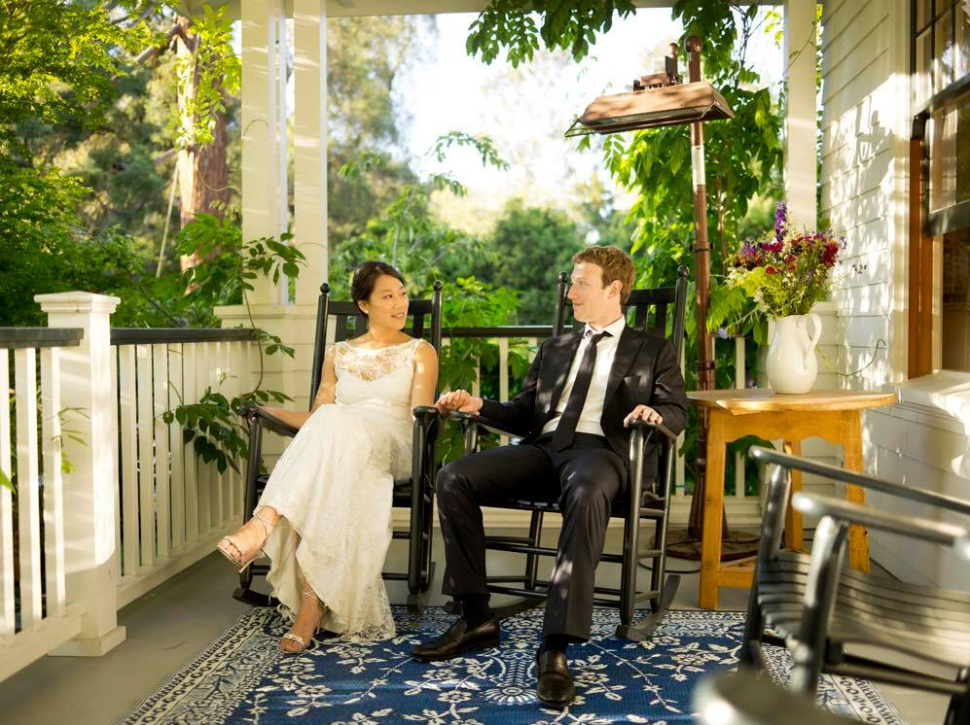 This Is Why Mark Zuckerberg Got Married the Day After Facebook's IPO