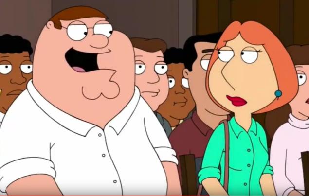Scream Queens Family Guy Disney Plus