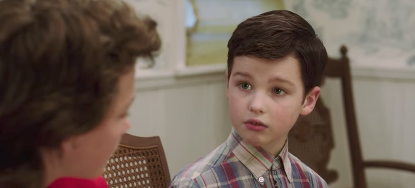 Watch the Trailer for 'Young Sheldon' if You Need Something to Be Annoyed at Today