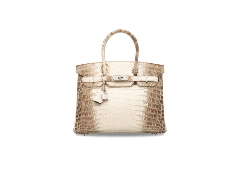 This Record-Breaking Birkin Bag Was Bought For $380,000