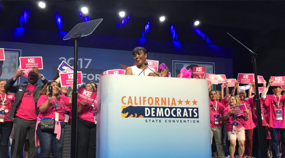 California Democratic Party Chair Candidate Formally Challenges Election Results