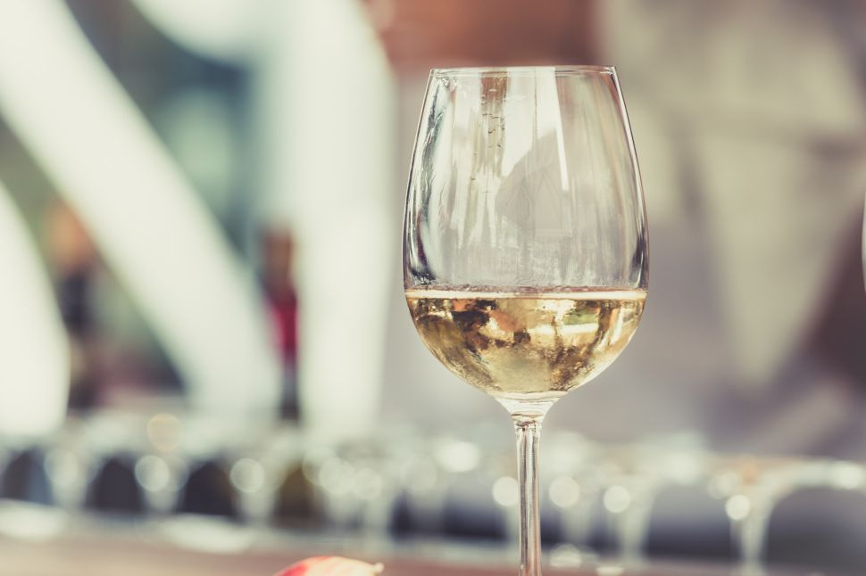 Drinking One Glass of Wine Every Day Increases Risk of Breast Cancer