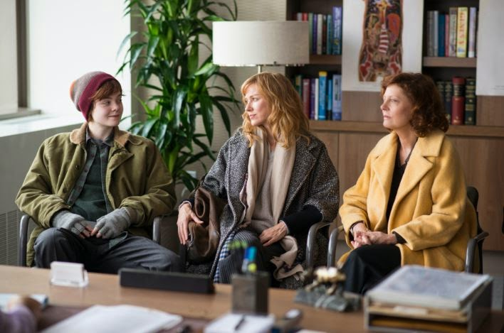 '3 Generations,' a Sweet But Dated Transgender Family Drama