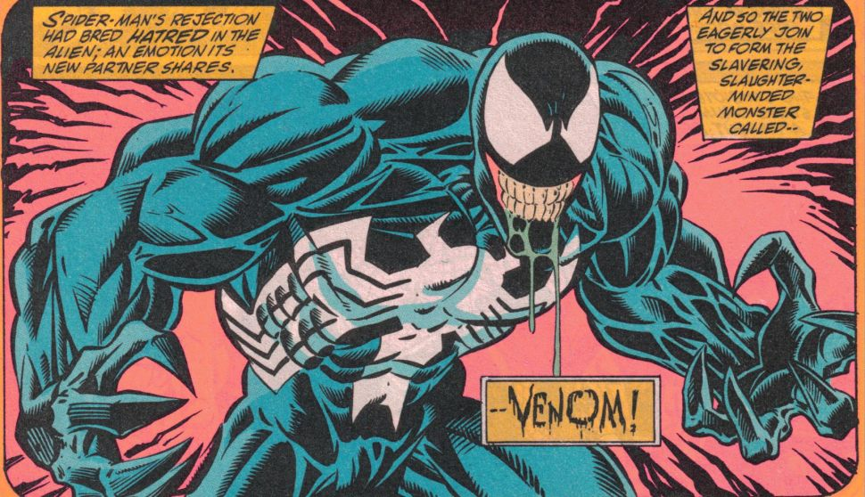 Tom Hardy Cast as Spider-Man Villain Venom, Which Is on Brand AF