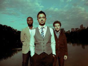 Vijay Iyer Trio.