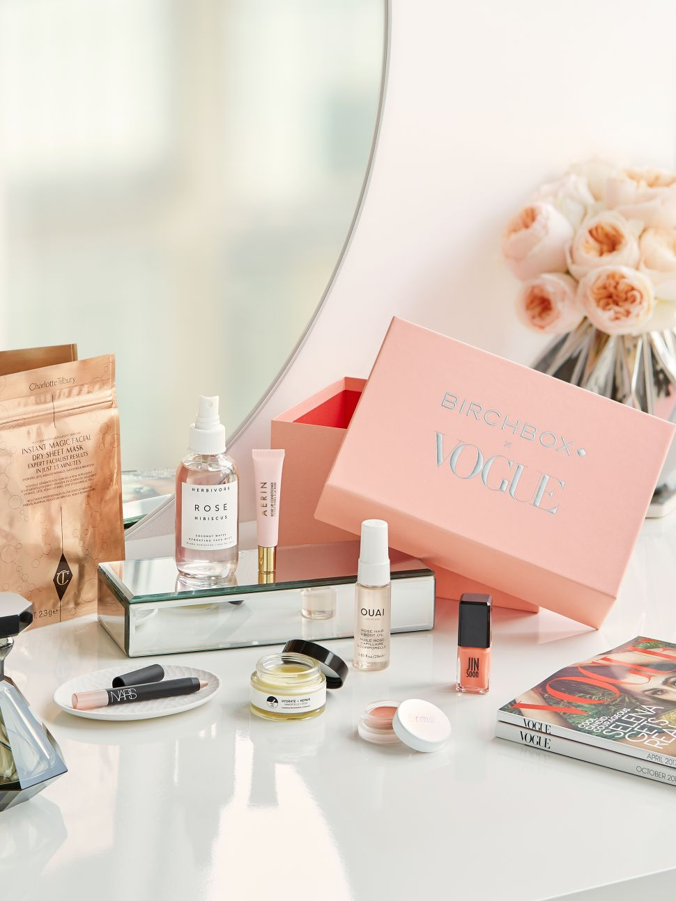 Vogue Built a Beauty Box; Vetements Does Entry-Level Merch