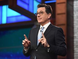 The Late Show with Stephen Colbert.
