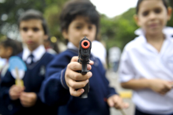 NJ Legislature Takes Aim at Realistic Toy Guns
