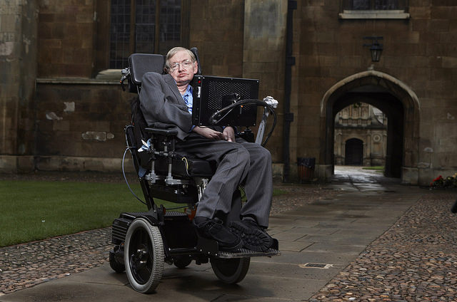 Stephen Hawking Says Humans Have No Long-Term Future on Earth