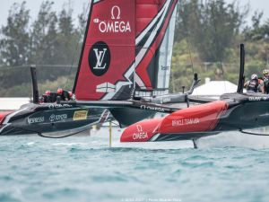 Louis Vuitton America's Cup Qualifiers.