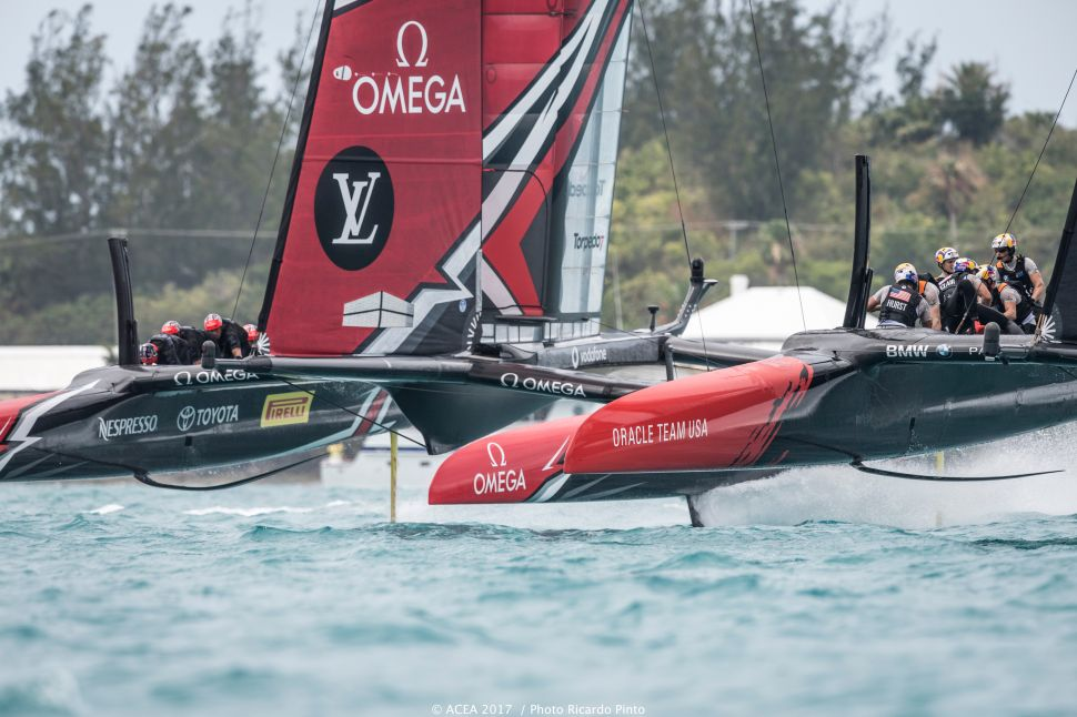 The America's Cup Final Will Be a Grudge Match Between New Zealand and USA