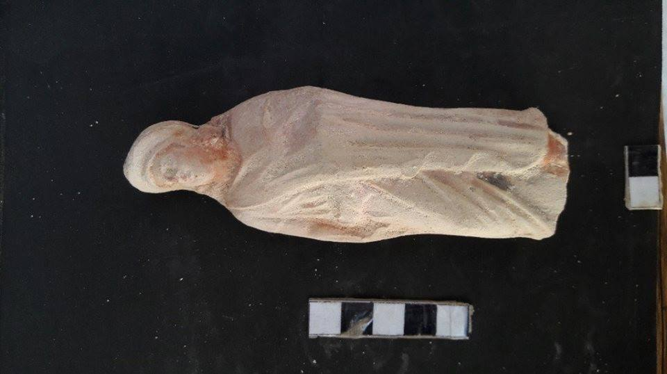 Egyptian Archaeologists Discover 2,500-Year-Old Tomb With Over 300 Artifacts Inside