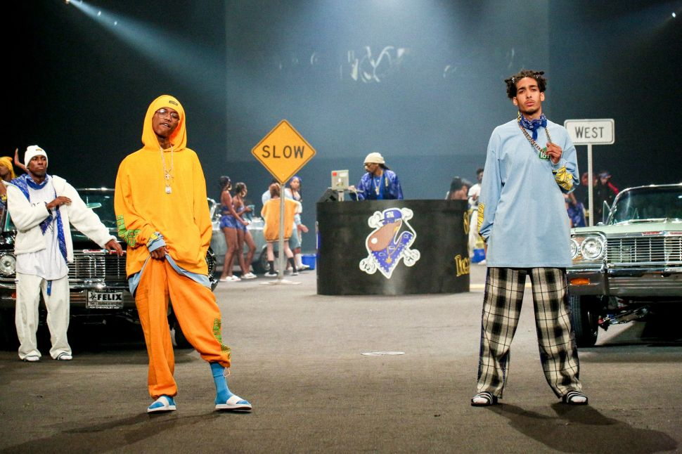 Snoop Dogg and Wiz Khalifa Really Know How to Put on a Fashion Show