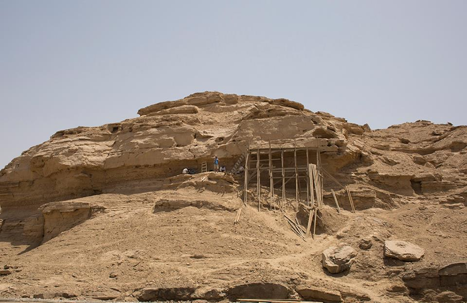 Archaeologists Just Discovered Some of the Earliest Egyptian Hieroglyphics