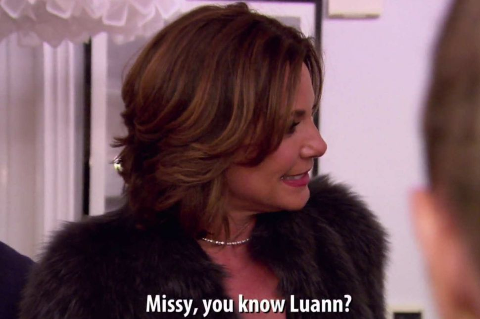 'Real Housewives of NYC' 9×12: 'Regency Reunion'