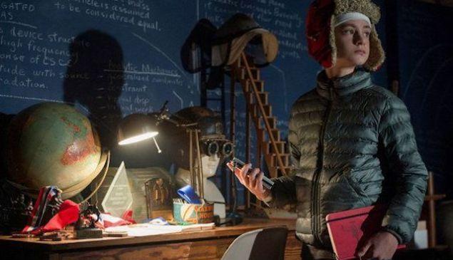 Jaeden Lieberher in The Book of Henry.