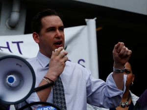 Jersey City Mayor Steven Fulop.