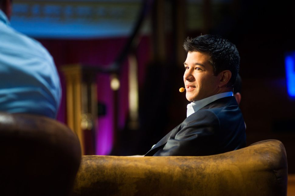 Uber Founder Travis Kalanick Has Officially Resigned as CEO