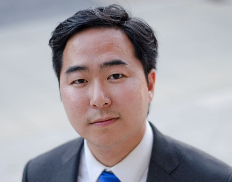 Obama ISIS Adviser Andrew Kim Launches Bid for MacArthur's Seat